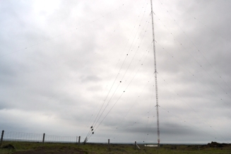 Longwave Radio MastHellissandu
