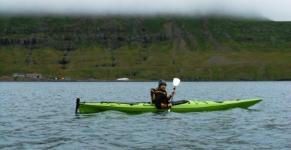 Seydisfjördur - Rutas en Kayak
