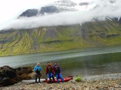 Seydisfjördur - Rutas en Kayak con Odsson