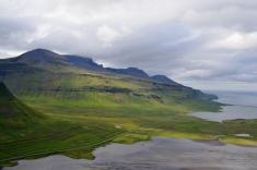 Vistas desde el Monte Kirkjufell