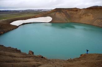 Cráter de Stóra-Víti