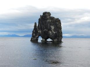Península de Vatnsnes – Hvitserkur