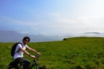 En bici por Videy