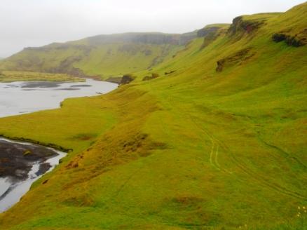 Systravatn - Paseo Verde