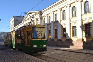 Tranvía de Helsini