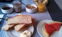 Un potente desayuno