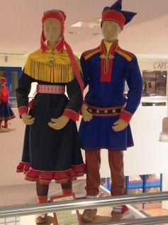 Trajes tradicionales Samis