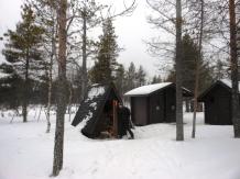 Cabañas de Urho Kekkonen