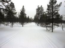 Infinitas pistas de esquí