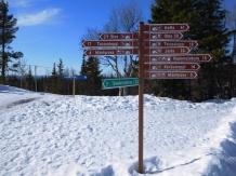 ¿Qué ruta tomar?