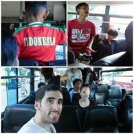 Viaje en Bus a Bandung