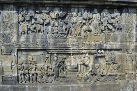 Mural de Borobudur