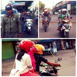 Tráfico Loco en Cianjur