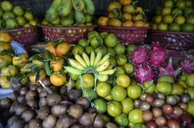Mercadillo Frutas Tropicales