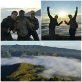 Ascensión a Gunung Batur