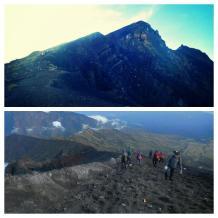 Trekking del Gunung Rinjani
