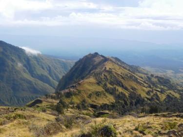 Trekking del Gunung Rinjani - Campamento