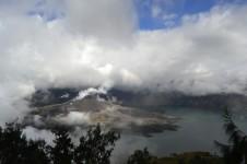 Trekking del Gunung Rinjani - Gunung Barujari