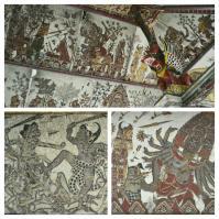 Palacio Klungklung en Semara Pura