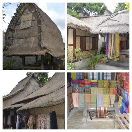 Sade, cerca de Kuta Lombok