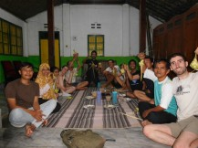 Casa de Argha en Prambanan