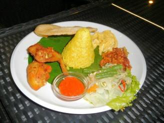 Nasi Tumpeng: el plato nacional
