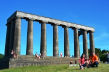 Edimburgo - Calton Hill - Monument