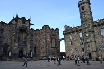 Edimburgo - Castillo