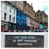 Edimburgo - Cowgate