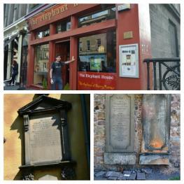 Edimburgo - Greyfriars Kirkyard