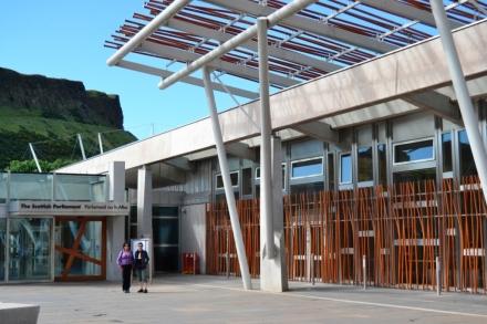 Edimburgo - Parlamento