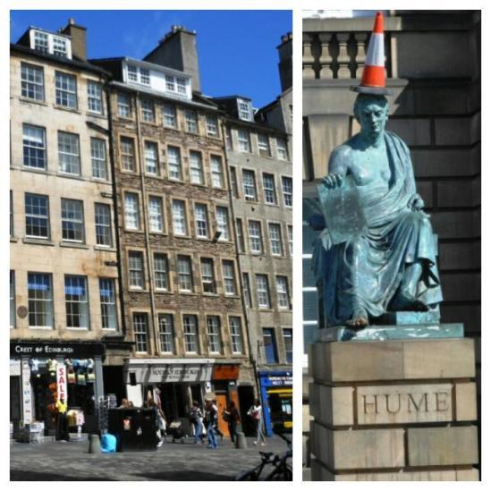 2014-07-Edinburgh-Royal-Mile-Hume