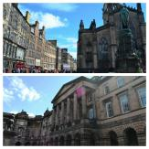 Edimburgo - Catedral St Giles y Congreso