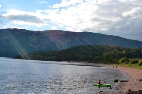 Loch Ness - Dores