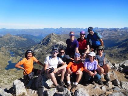 Pico de Ratera (2862 m)
