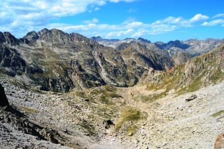 Coll de Monestero - Vistas del Valle