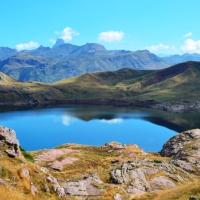 Pirineos: Aguas Tuertas e Ibón de Estanés