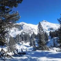 Esquí en La Contienda - Valle de La Contienda-Roncal (Navarra)