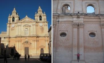 Mdina - Catedral de San Pablo