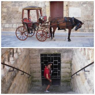 Rabat - Entrada Catacumbas Santa Agatha