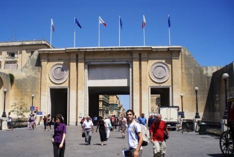 La Valletta - City Gate