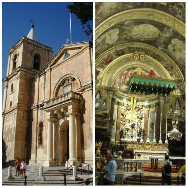 La Valletta - Catedral