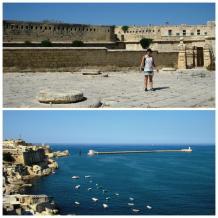 La Valletta - Fort Saint Elmo