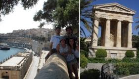 La Valletta - Jardines Lower Bakarra