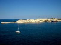 La Valletta - Vistas de Fort Ricasoli