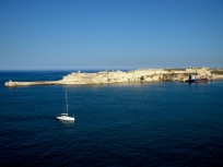 La Valletta - Vistas de Fort Ricasoli