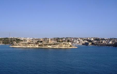 La Valletta - Vistas de Vittoriosa