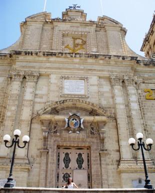 Vittoriosa - Iglesia de San Lorenzo