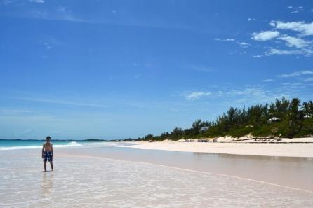 Eleuthera - Pink Sand Beach