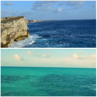 Eleuthera - Glass Window Bridge